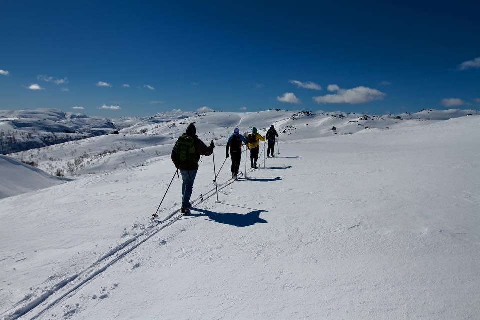 Nyt mange kilometer med skiløyper på Stavtjørn